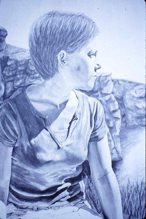 Student portrait 1